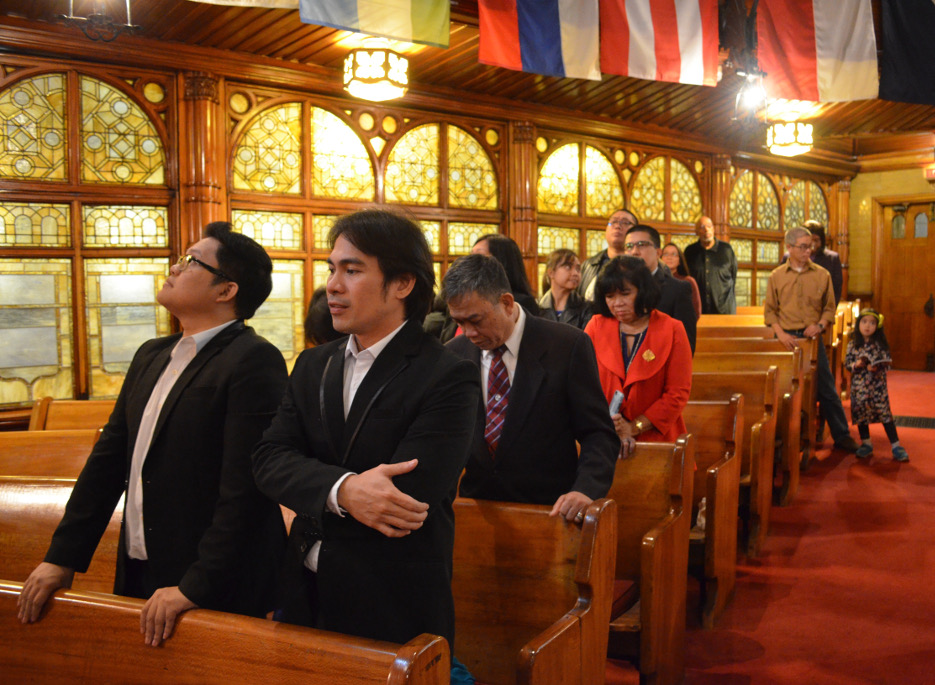 Pastor Tingson Celebration - Jenmai DeAssis, Ervin Lumauag