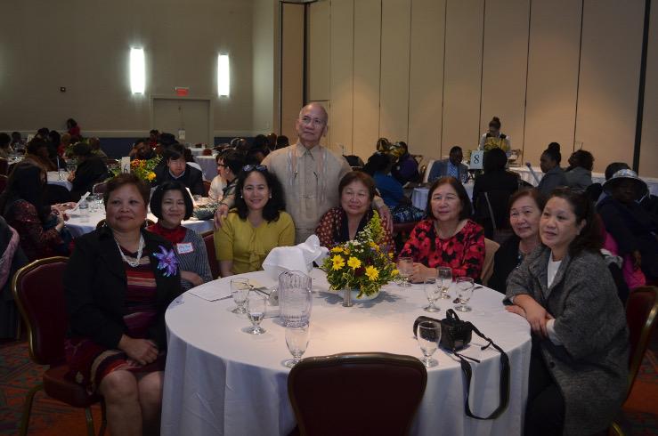 Pastor Tingson Celebration - Banquet