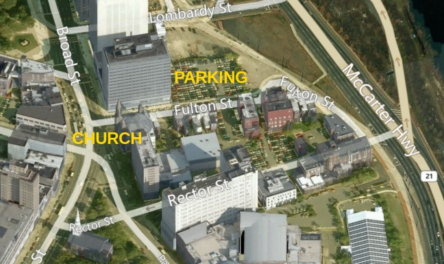 Peddie_Parking _annotated