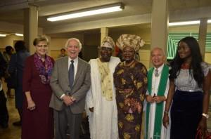 With Pastors Tingson & Hatfield