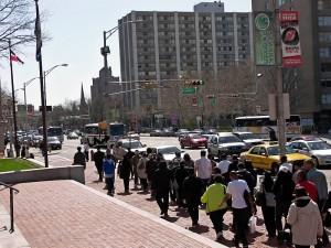Way of the Cross in Newark